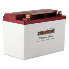 Aircraft Battery, 12V, 33AH, Recombinant Gas (Extra Cranking)