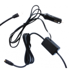 PowerFlarm to Garmin 495/496 Power Data Cable - 24V Cigarette Lighter