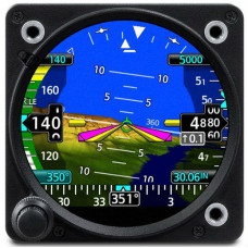Garmin GI-275 ADAHRS, w/GMU 44B, class III/part 25 kit. 010-02327-30