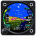 Garmin GI-275 Base -EIS w/GEA 24 kit. 010-02325-10