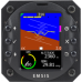 Kanardia 80mm EMSIS Primary Flight Display (AHRS, IAS, Vario, GP, OAT) with Cables