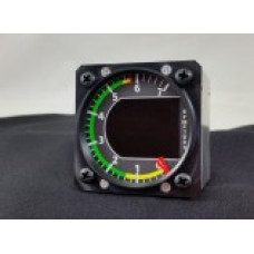 Kanardia 57mm Slave RPM Indicator and Tacho to EMSIS or NESIS - for Jabiru Engines