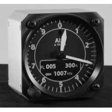 Kanardia 80mm Slave Altimeter to EMSIS or NESIS