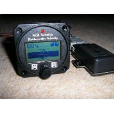 MGL AV1 with SP-AHRS, 57mm AHRS / Turn and Slip Display