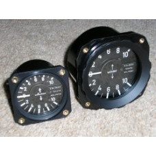 Winter 57mm Vario +/- 10kt with 450cc Flask