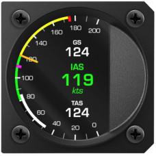 iris airspeed indicator 57 Slave