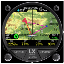 MODERNIZE YOUR COCKPIT  WITH THE NEW LX10000
