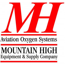 Mountain High KE-115 w/CGA-54- Valve