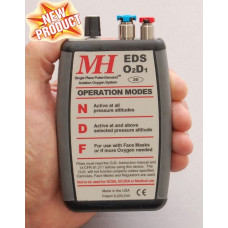 Mountain High MH EDS O2D1-2G Single Place Pulse-Demand™ Oxygen System