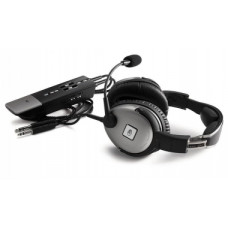 LightSpeed Zulu PFX Dynamic ANR headset, GA Twin Plug