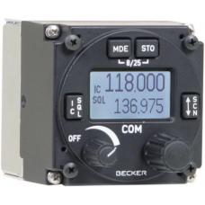 Becker Remote Control Unit for RT6201 8.33 remote Transceivers