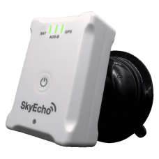 uAvionix SkyEcho2 with Mount & Case