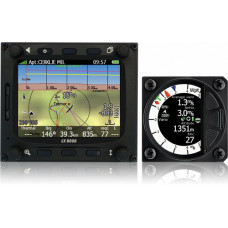 LX NAV LX8000 with IGC Logger, SD Card, Built in Voice Module, V8 or V9 Vario