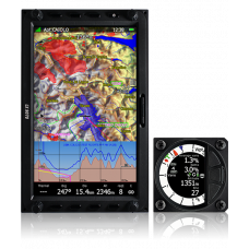 LX NAV LX9070 with Flarm, IGC Logger, SD Card, Built in Voice Module, V8 or V9 Vario