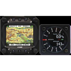LX NAV LX8080 Club with Flarm, IGC Logger, SD Card, V9 Vario