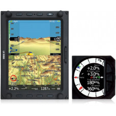 LX NAV LX9000 with Flarm, IGC Logger, SD Card, Built in Voice Module, V8 or V9 Vario
