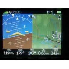 LX NAV AHRS Artificial Horizon Activation