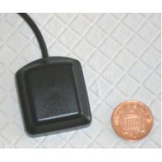 LX Navigation GPS Antenna with Cable and Fitted BNC Connector