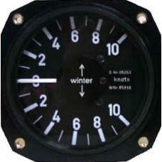 Winter 80mm Vario +/- 10kt with 450cc Flask