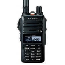 Yaesu FTA-250L Ultra Compact Airband Transceiver