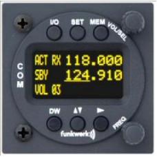 ATR 833 Remote Control OLED
