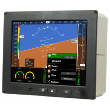 Kanardia Nesis III 8.4 Dual Kit with Two 8.4 Nesis III Displays, AHRS, GPS Unit (AIRU), Engine Monitoring (DAQU), OAT, Cables
