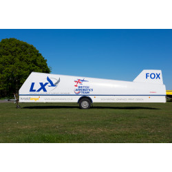 LX Avionics sponsor British Glider Aerobatic Team.