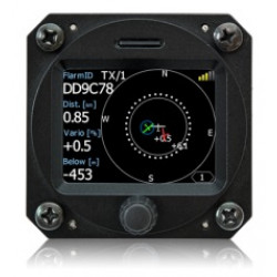 LX NAV FlarmView 57 Display
