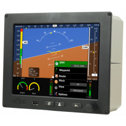 Kanardia Nesis III 8.4 Basic Kit with AHRS,GPS Unit (AIRU), Engine Monitoring (DAQU), OAT, Cables