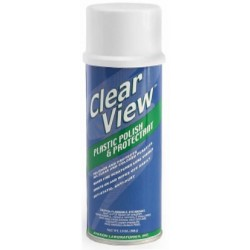 Clearview 13oz Aircraft Plastic and Glass Cleaner