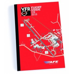 UK VFR Flight Guide - Softback