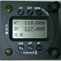 ATR 833 Transceiver with LCD